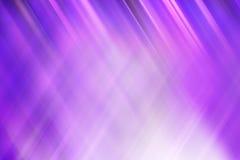 Abstract ontwerp met gradiënt violette diagonaal Stock Fotografie