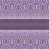 abstract ontwerp met kleine glasstukken en licht in purpere kleur, achtergrond en textuur royalty-vrije illustratie