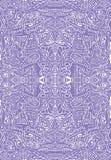 Abstract ontwerp, mozaïek Stock Afbeelding