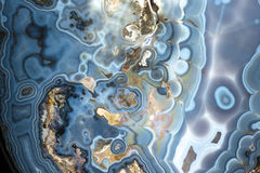 Abstract Onyx - Mineral Texture Stock Images