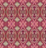 Abstract oosters patroon Stock Afbeeldingen