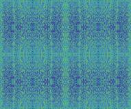 Abstract oosters patroon Royalty-vrije Stock Afbeeldingen