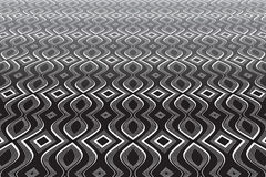 Abstract op art background. Textured surface. stock illustration
