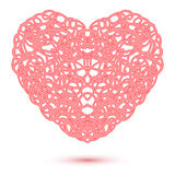 Abstract Openwork Heart Stock Images