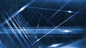Abstract Optical Fibers Royalty Free Stock Photo