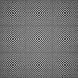 Abstract optical illusion background. Stock Photos