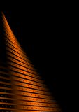 Abstract orange Stock Images