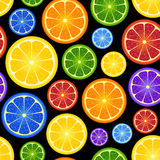 Abstract orange Stock Photography