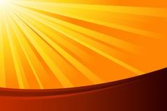 Abstract Orange Stock Photo