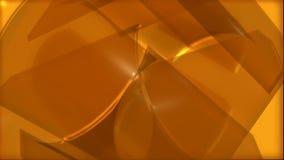 Abstract Orange stock video