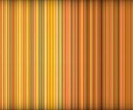 3d abstract orange backdrop in vertical stripes Stock Photography