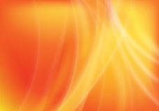 Abstract orange background Royalty Free Stock Photo