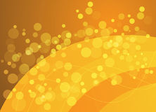 Abstract orange background Royalty Free Stock Photos