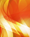Abstract orange background 4 Stock Images