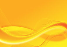 Abstract orange background. For design Stock Illustration