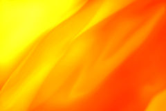 Abstract orange background. Abstract orange tone warm background Stock Images