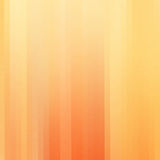 Abstract orange background, Business card, Wave stripes,. Design element Stock Photography