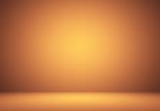 Abstract Orange background layout design,studio,room, web templa Stock Photography