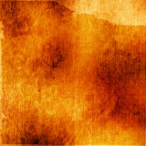 Abstract orange background paper to  Halloween Stock Image