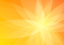Abstract Orange Background Wallpaper Stock Images