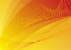 Abstract Orange Background Wallpaper Royalty Free Stock Photos