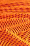 Abstract Orange background. Abstract Orange waves background with dots pattern Royalty Free Stock Photos