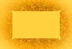 Abstract orange background for writing. Abstract suitable to use as an autumn orange background Royalty Free Stock Image