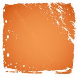 Abstract orange backgrounds. Royalty Free Stock Image