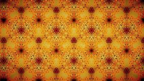 Abstract orange black color pattern wallpaper Stock Image