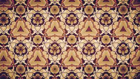 Abstract orange black color pattern wallpaper Royalty Free Stock Photo