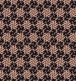Abstract orange black and gold shamming wallpaper. Abstract orange black and gold shamming background Stock Image
