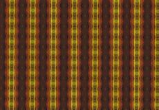 Abstract orange block line fantastic pattern wallpaper Royalty Free Stock Images