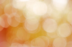 Abstract orange blur background Royalty Free Stock Photos