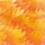 Abstract orange blur wings background. For web and graphic projects Royalty Free Stock Photos