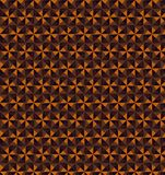 Abstract orange brown color pattern wallpaper Stock Photos
