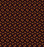 Abstract orange brown color pattern wallpaper Royalty Free Stock Photography