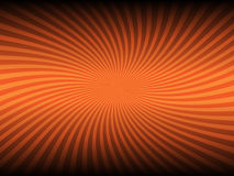Abstract orange color glowing background Stock Images