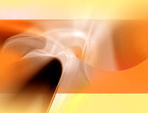 Abstract orange graphics background for design Stock Images