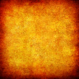 Abstract orange grunge background Stock Photo