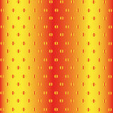 Abstract Orange Halftone Pattern Background Stock Photo