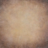 Abstract orange hand-painted vintage background Royalty Free Stock Image