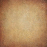 Abstract orange hand-painted vintage background Stock Photography