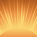 Abstract Orange Light Background Royalty Free Stock Images