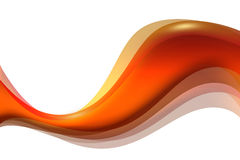 Abstract Orange Line Stock Images