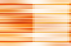 Abstract orange line background. With blank area for any content Royalty Free Stock Photo