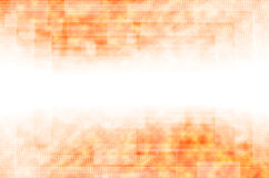 Abstract orange line background. Stock Image