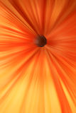 Abstract orange lines and black hole Royalty Free Stock Images