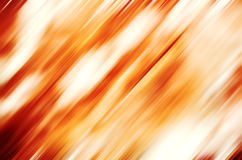 Abstract orange motion background Royalty Free Stock Photography