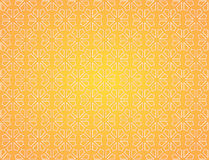 Abstract orange pattern Stock Photos