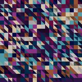 Abstract orange purple white blue color pattern wallpaper Stock Photo